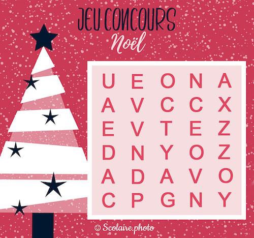 Participez A Notre Jeu Concours Facebook Special Noel